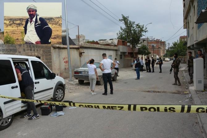 Siverek'te silahlı saldırıya uğrayan şahıs hayatını kaybetti