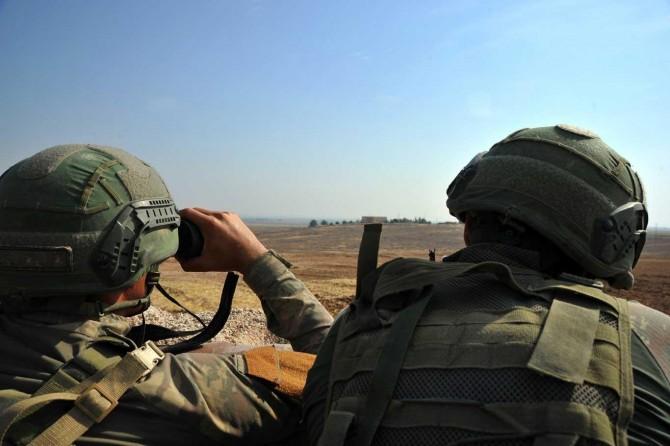 Sınır ötesinde 2 PKK/YPG'li yakalandı