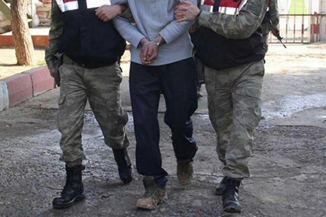 İkna edilen PKK'li, Mardin'de teslim oldu