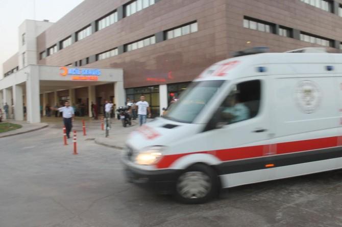 Mardin'deki trafik kazalarında 5 kişi yaralandı