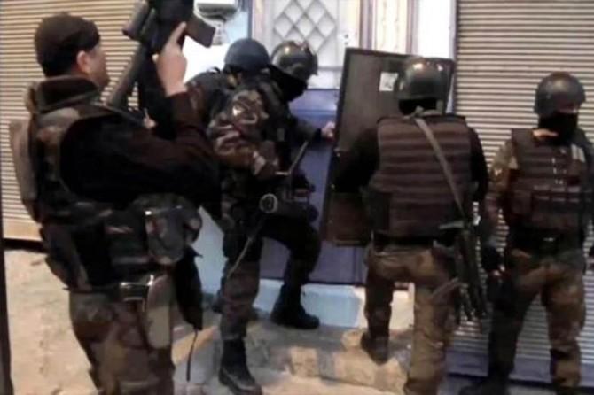 Adana'da PKK'ye yönelik operasyon