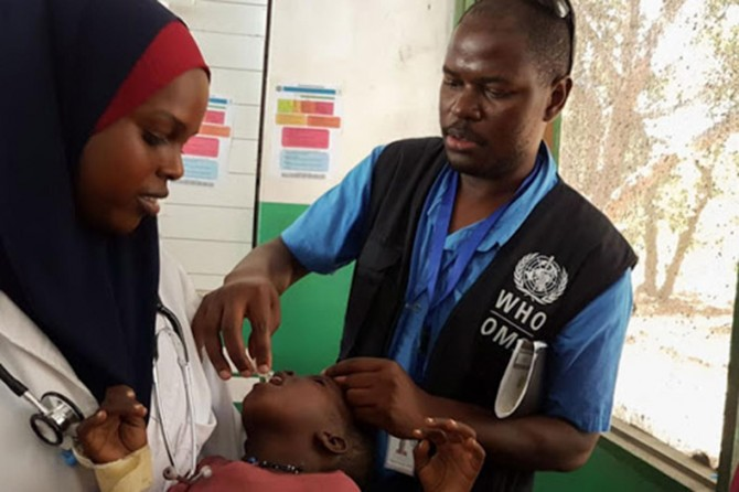 Kamerun'da ilk 6 ayda 45 kişi koleradan öldü