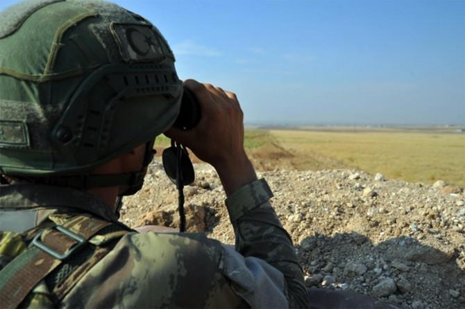 MSB: Zeytin Dalı bölgesinde 6 PKK/YPG'li gözaltına alındı