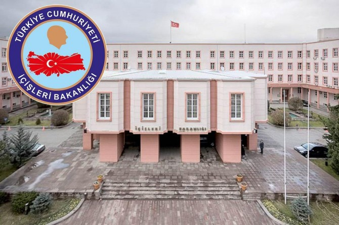 İçişleri Bakanlığı: 1 örgüt mensubu sınır duvarlarını aşarak teslim oldu