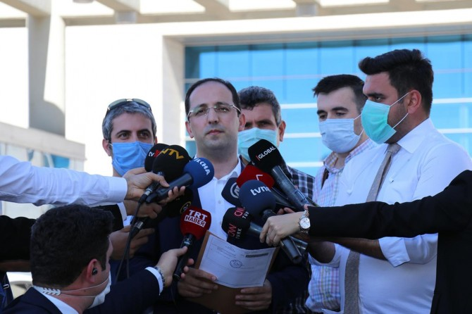 """Avukat Karaman: """"Danıştay'ın kararı 30 gün içinde uygulanması gerekiyor"""""""