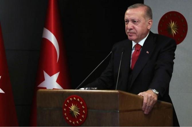 """Erdoğan: """"24 Temmuz'da, cuma namazıyla birlikte Ayasofya'yı ibadete açmayı planlıyoruz"""""""