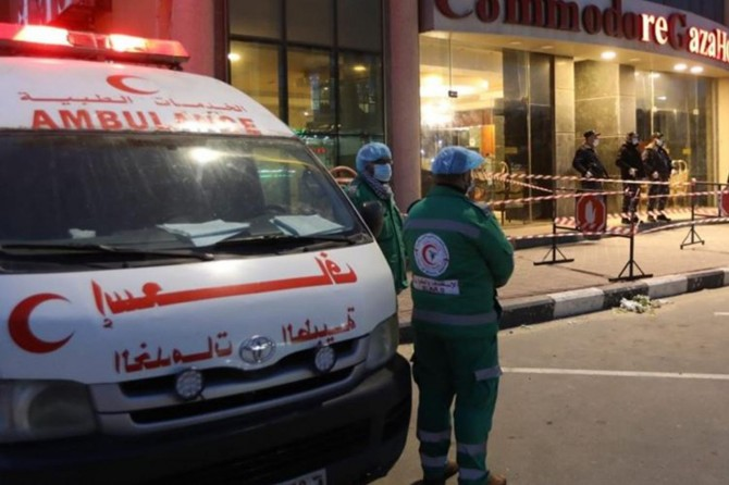 Filistin'de Covid-19 vaka sayısı 5000'e yükseldi