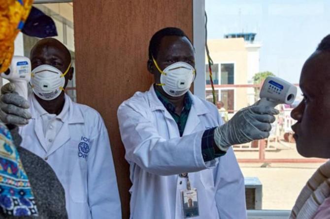 Güney Afrika ülkelerinden Namibya'da Covid-19 nedeniyle ilk ölüm kayıtlara geçti
