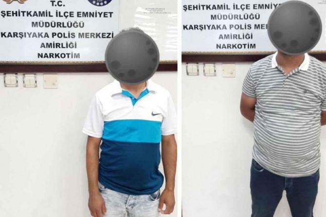 Gaziantep'te 5 yıl kesinleşmiş hapis cezası bulunan şüpheli yakalandı