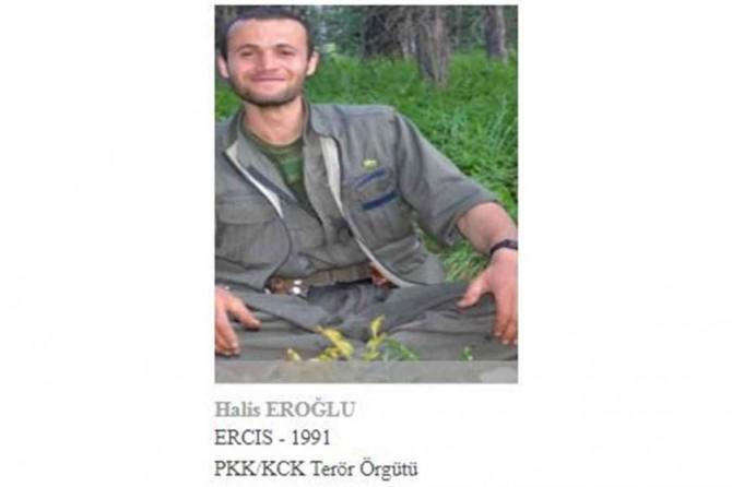 Erzurum Şenkaya'da gri listede aranan PKK'li öldürüldü