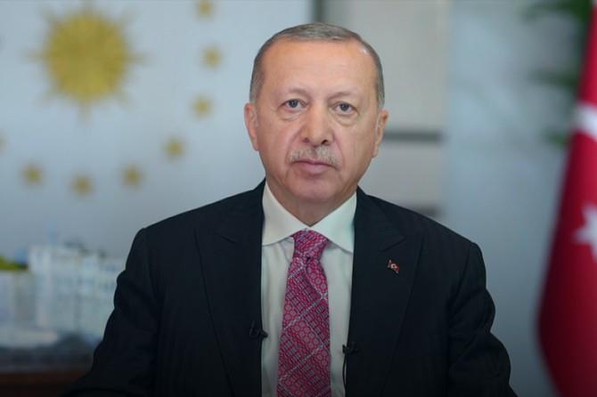 """Erdoğan: """"Ne şehitlerimizi unutacak ne de Srebrenitsa Soykırımı'nı unutturacağız"""""""