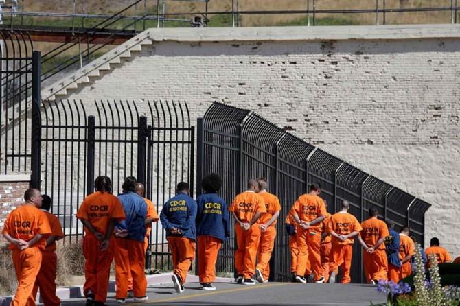 Kaliforniya'da Coronavirus nedeniyle 8 bin mahkûm serbest bırakılacak