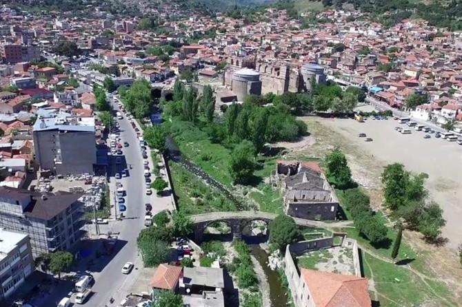 Selinos antik kanalı, yüzyıllar sonra yeniden gün yüzüne çıkıyor