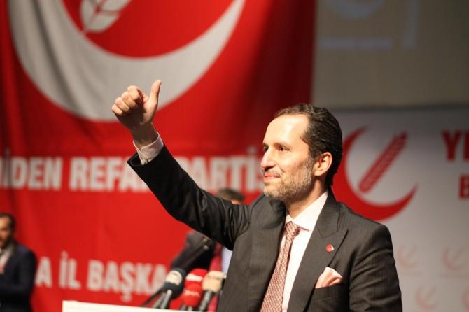 Fatih Erbakan'dan 'Ayasofya' açıklaması