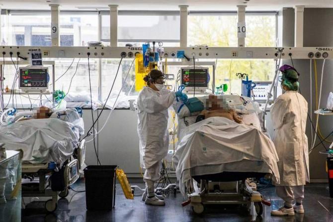 Li Îtalyayê hejmara kesên ku ji ber Coronavîrusê mirin derket 34 hezar û 945 kesî