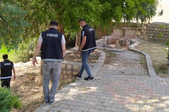 Mardin'de kapsamlı uyuşturucu denetimi yapıldı