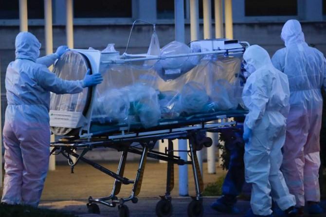 ABD'de Covid-19'dan bugün 698 kişi öldü, 63 binden fazla vaka tespit edildi