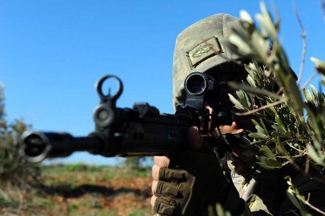 Pençe-Kaplan operasyonunda bir asker hayatını kaybetti