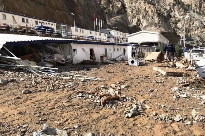 Turkey: 1 dead, 3 others missing in flash flood
