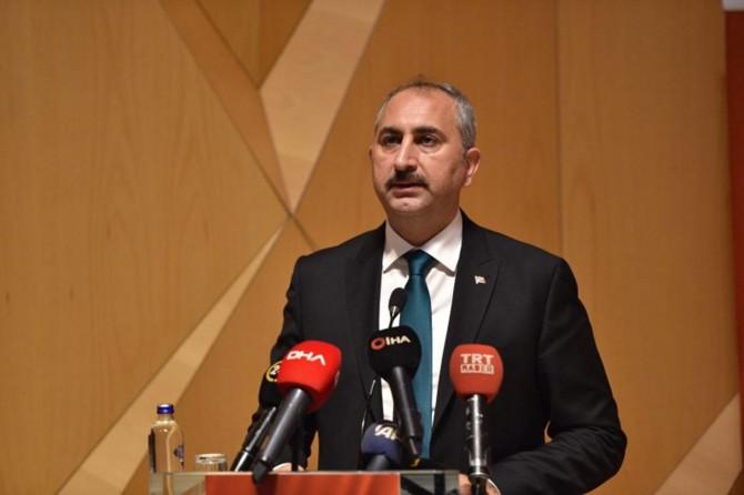 Adalet Bakanı Gül'den FETÖ açıklaması: 4 bin 130 sanığa hak ettikleri cezalar verilmiştir