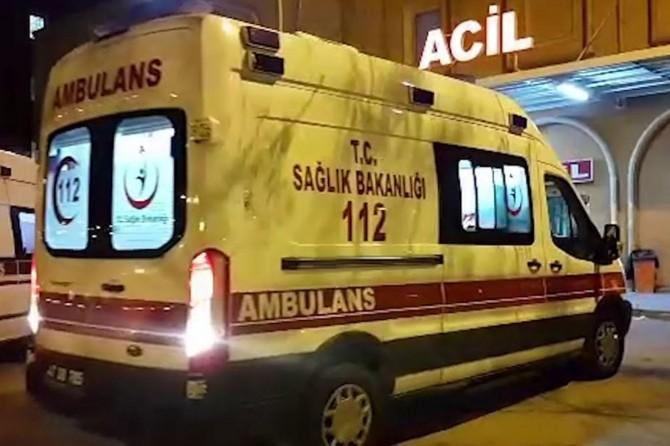 Bursa'da yolcu otobüsü devrildi: Bir ölü, 16 yaralı