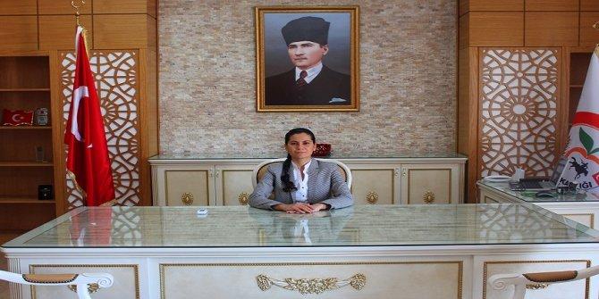 Çınar'ın yeni kaymakamı Güher Sinem BÜYÜKNALÇACI oldu