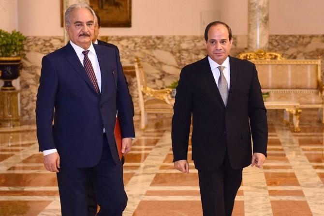 Tobruk Temsilciler Meclisi, Mısır'a Libya'ya girme izni verdi