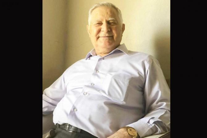 Kanaat önderi Şeyhmus İbrahimoğlu, Covid-19'dan hayatını kaybetti
