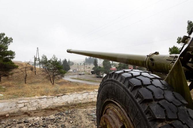 Biri tümgeneral 7 Azerbaycan askeri hayatını kaybetti