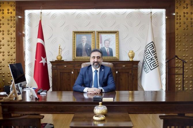 MAÜ Rektörü Özcoşar'dan 15 Temmuz mesajı