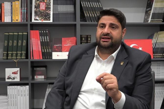 """15 Temmuz Derneği Başkanı Şebik, """"1-2 dava hariç tüm davalar nihayete erdi"""""""