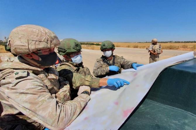 MSB'den Türkiye-Rusya Birleşik Devriyesi sırasında yapılan saldırıya ilişkin açıklama