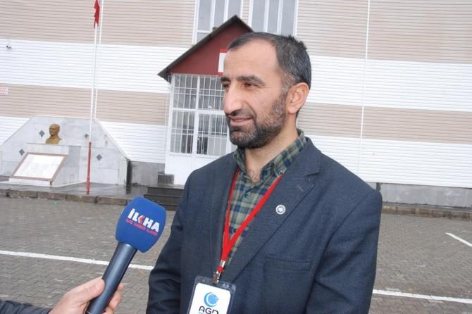 """Bitlis AGD: """"Darbe kalkışmasında İncirlik Üssü'nün oynadığı rol unutulmayacaktır"""""""