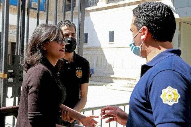 "Tunus'ta ""Coronavirus Suresi' ismiyle küstahça paylaşım yapan kadına 6 ay hapis"