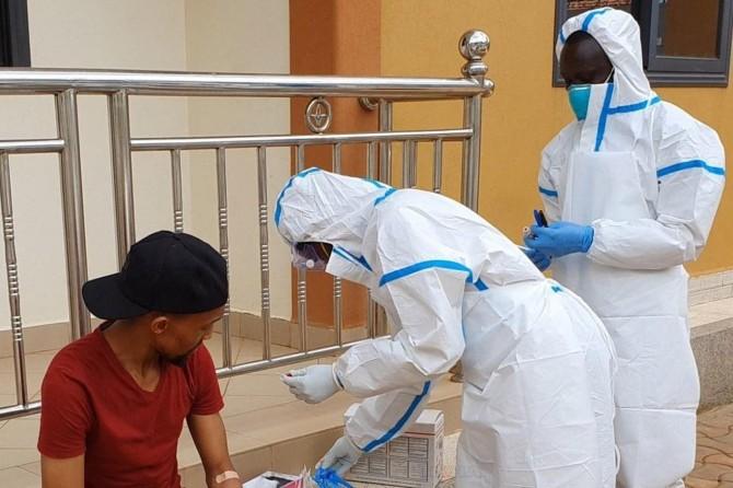 Afrika'da Coronavirus vaka sayısı 600 bini aştı