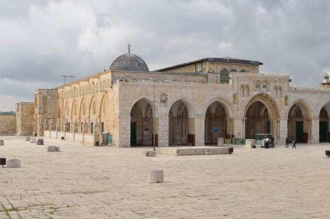 Hamas: Mescid-i Aksa'ya dokunmak savaşın fitilini ateşler