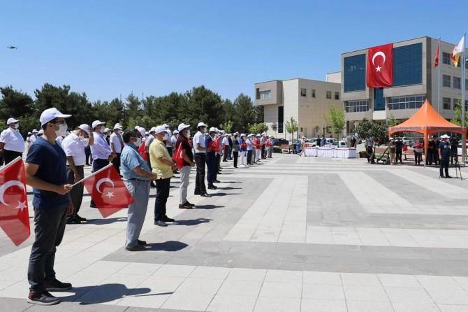 Gaziantep'te 15 Temmuz etkinlikleri