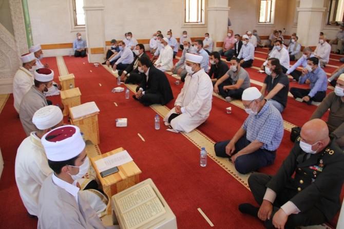 """Midyat Kaymakamı Dundar: """"15 Temmuz hak ve batıl mücadelesinin bir neticesidir"""""""
