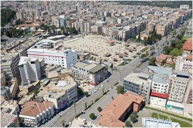 Şanlıurfa'da son 96 saatte 423 yerleşim yeri karantinaya alındı
