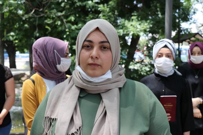 İstanbul Sözleşmesi mağduru aileler Ankara'da yetkililerle görüştü