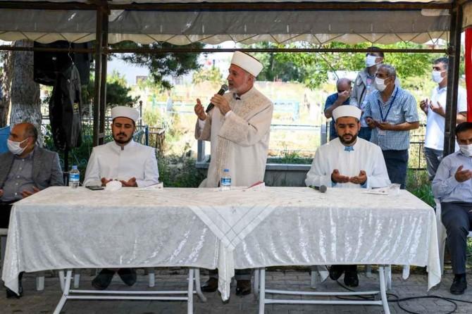 Van'da 15 Temmuz dolayısıyla etkinlikler düzenlendi