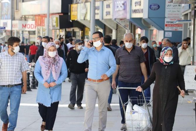 Gaziantep'te 3 bin 570 kişiye sosyal mesafe ve maske cezası verildi
