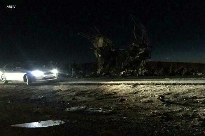 İran Kürdistanı'ndaki saldırıda 2 kişi hayatını kaybetti