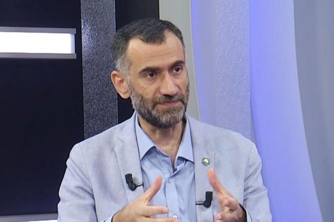 """HÜDA PAR Genel Başkan Yardımcısı Cens: """"Ankara küçülmeden Türkiye büyümez"""""""