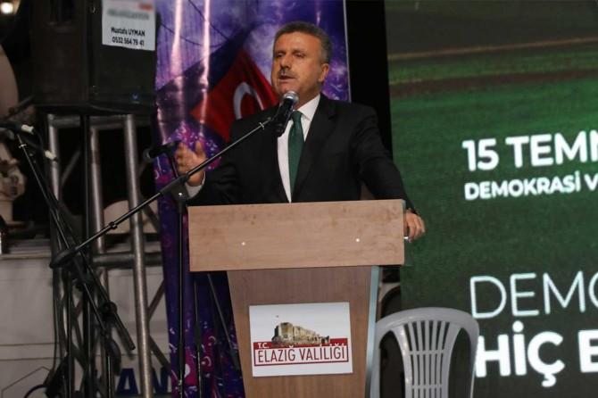 AK Parti Elâzığ İl Başkanı görevinden istifa etti