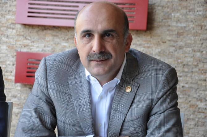 AK Parti Batman Milletvekili Özdemir'in Covid-19 testi pozitif çıktı
