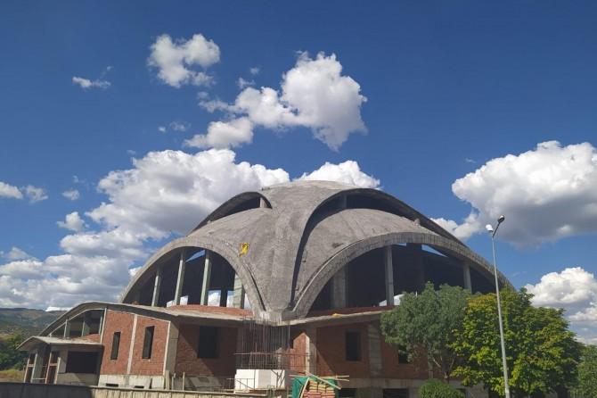Bingöl Selahattin-i Eyyubi Camii ve külliyesi hayırseverlerin yardımlarını bekliyor