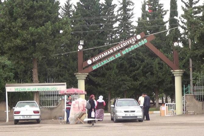 Adıyaman'da bayramda mezarlık ziyaretleri yasaklandı