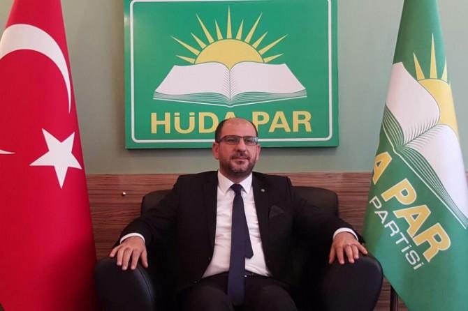 HÜDA PAR Manisa İl Başkanı Sait Seyitoğlu'ndan Kurban Bayramı mesajı