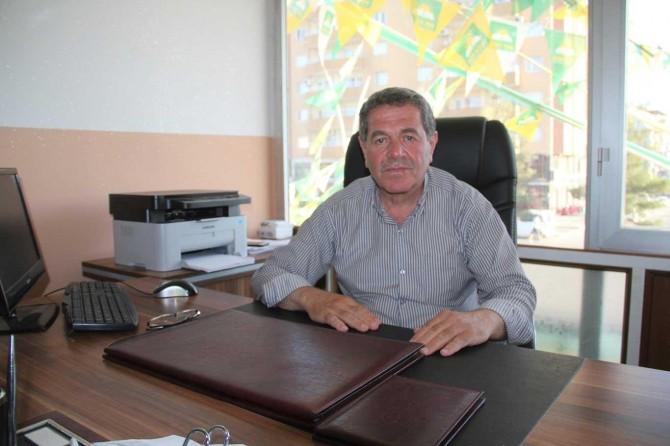 HÜDA PAR Midyat İlçe Başkanı Altunkaynak'tan Kurban Bayramı mesajı